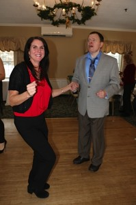 dancing dancing wee